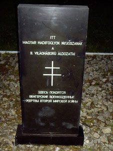 Военнопленным венграм